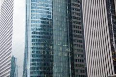 Edificios del negocio Imagenes de archivo