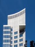 Edificios del negocio en el distrito financiero de Francfort, germen Foto de archivo libre de regalías