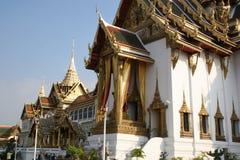 Edificios del palacio magnífico en Bangkok Imágenes de archivo libres de regalías