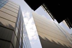 Edificios del rascacielos, Londres imagen de archivo