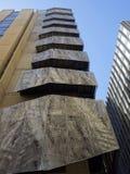 Edificios elevados de la ciudad. Imagenes de archivo