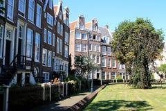 Edificios en Amsterdam Foto de archivo