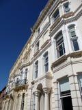 Edificios en Brighton Foto de archivo libre de regalías