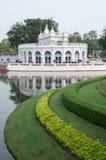 Edificios en el palacio. Fotografía de archivo libre de regalías