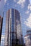 Edificios en Hong-Kong Foto de archivo libre de regalías