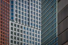 Edificios en La Haya Imagenes de archivo