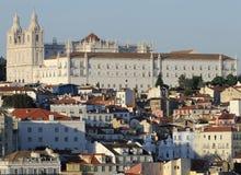 Edificios en Lisboa, Portugal Imagen de archivo libre de regalías