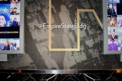 Edificios en New York City fotografía de archivo libre de regalías