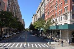 Edificios en New York City foto de archivo libre de regalías