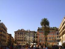 Edificios en Roma, Italia Imagenes de archivo