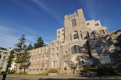 Edificios en ubc Foto de archivo