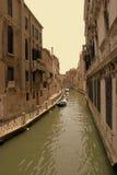 Edificios en Venecia Foto de archivo