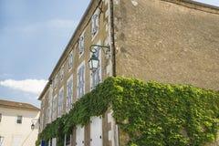 Edificios franceses Foto de archivo libre de regalías