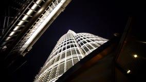 Edificios hermosos de Dubai en United Arab Emirates metrajes