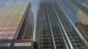 Edificios hermosos en el Oklahoma City céntrico - los E.E.U.U. 2017 metrajes