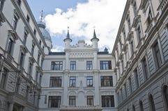 Edificios históricos Fotografía de archivo libre de regalías