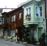 Edificios históricos Foto de archivo