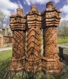 Edificios históricos Bromsgrove Worcestershire Fotos de archivo libres de regalías