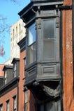 Edificios históricos, Brooklyn, NYC Fotografía de archivo libre de regalías