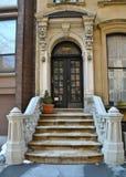 Edificios históricos, Brooklyn, NYC Imagen de archivo