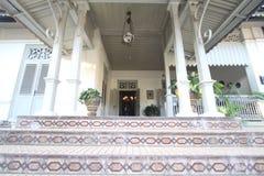 Edificios históricos de la herencia de Keraton Surakarta Imágenes de archivo libres de regalías
