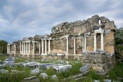 Edificios, lado, Turquía Imagenes de archivo