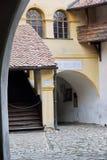 Edificios medievales Imagen de archivo