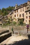 Edificios medievales y de Rennaissance Fotografía de archivo