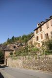 Edificios medievales y de Rennaissance Fotos de archivo libres de regalías