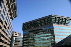 Edificios modernos bejing China Fotos de archivo