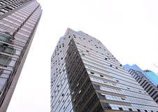 edificios modernos del asunto Imágenes de archivo libres de regalías