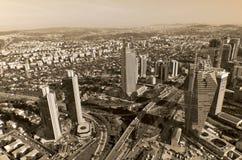 Edificios modernos del asunto Foto de archivo