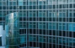 Edificios modernos en Berlín Imagen de archivo libre de regalías