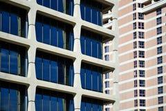 Edificios modernos en Kansas City Fotos de archivo libres de regalías
