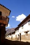 Edificios Perú Foto de archivo libre de regalías