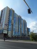 Edificios residenciales Fotos de archivo libres de regalías