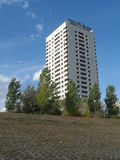 Edificios residenciales Fotografía de archivo