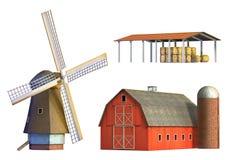 Edificios rurales