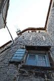 Edificios viejos de la ciudad Imagen de archivo