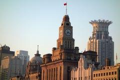Edificios viejos en la Federación de Shangai Imágenes de archivo libres de regalías
