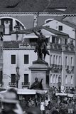 Edificios viejos en Venecia, Italia imagen de archivo