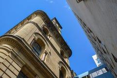 Edificios viejos y nuevos en Ottawa Fotos de archivo libres de regalías