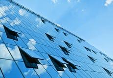 Edificios y cielo modernos fotos de archivo libres de regalías