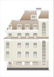 Edificios y estructuras del temprano y de los mediados del siglo XX Fotografía de archivo