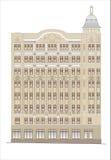 Edificios y estructuras del temprano y de los mediados del siglo XX Fotos de archivo libres de regalías