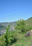 Ediger-Eller,Mosel Valley,Germany Royalty Free Stock Photos