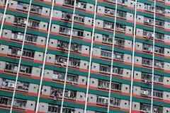 Edilizia popolare di Hong Kong Immagini Stock
