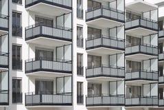 Edilizia residenziale Fotografie Stock