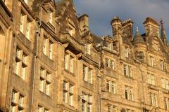 Edimbourg, vieille ville Images stock