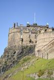 edimburgh замока Стоковое Фото
